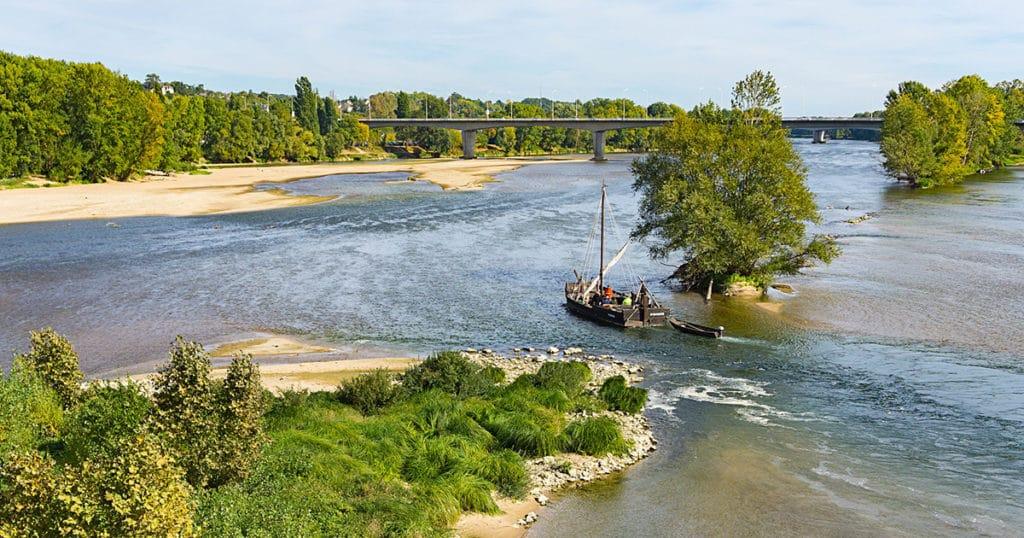 La Loire à Tours