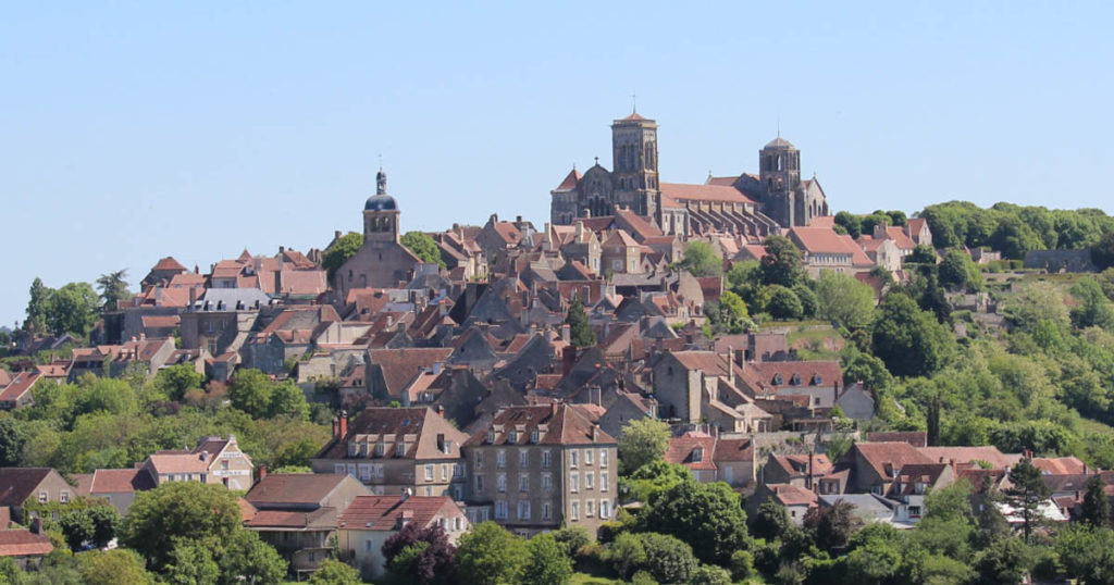 basilique de vezelay