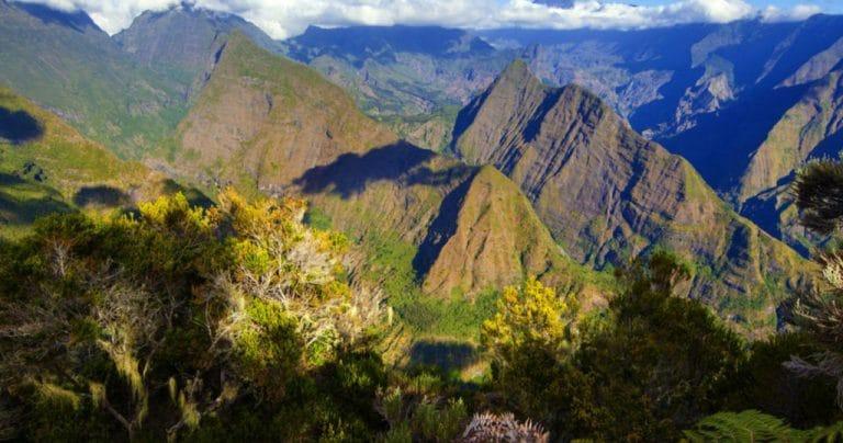Les randonnées en l'Ile de la Réunion