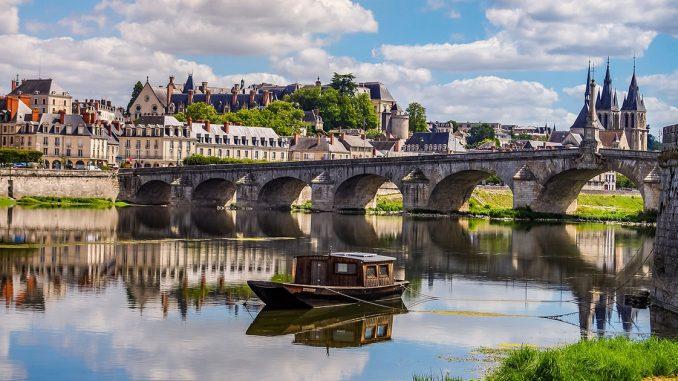 Blois sur le GR353