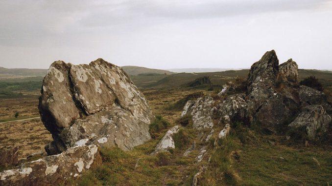 Le tour des monts d'arrée en Bretagne