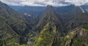 Le GR R3 sur l'ile de la Réunion